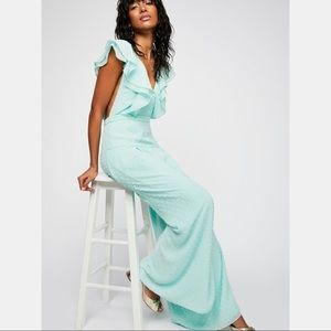 Free People Fame And Partners Jacy Jumpsuit